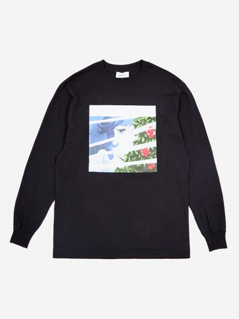 Vouyer 2 Longsleeve T-Shirt - Black
