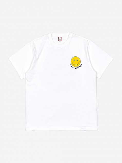 Smile T-Shirt - White