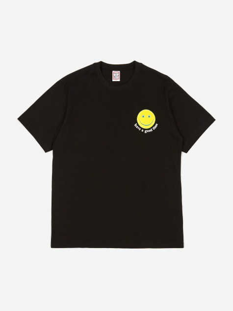 Smile T-Shirt - Black