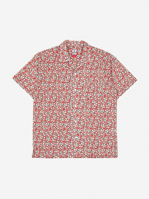 All Frame Pattern Aloha Shirt - All Frame