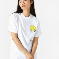 Have A Good Time Smile T-Shirt - White