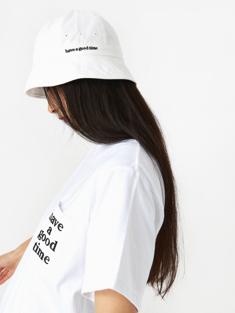 Bucket Hat - White