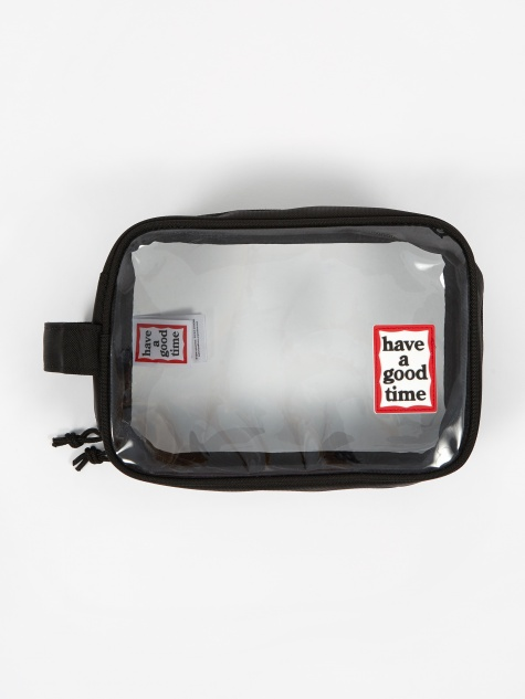 PVC Pouch - Clear