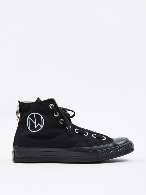 x Undercover Chuck Taylor All Star Hi - Black