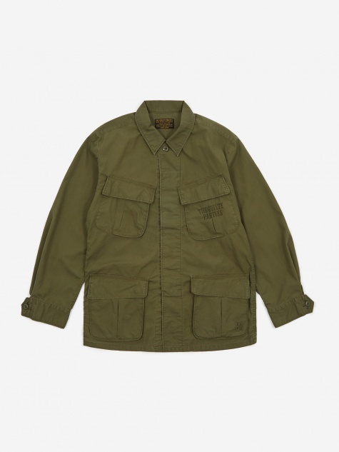 Fatigue Jacket (Type-4) - Khaki