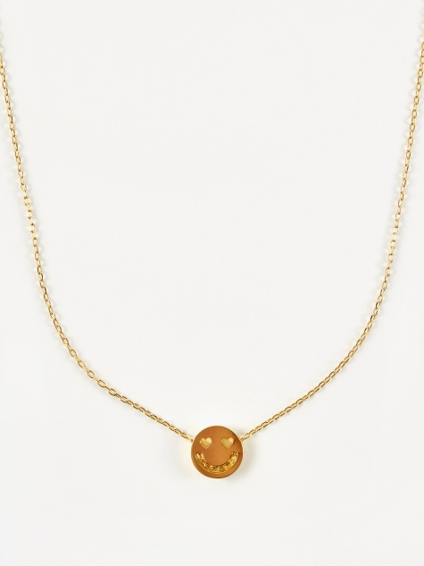 Friends Smitten Chain Necklace - 18ct Yellow Gold