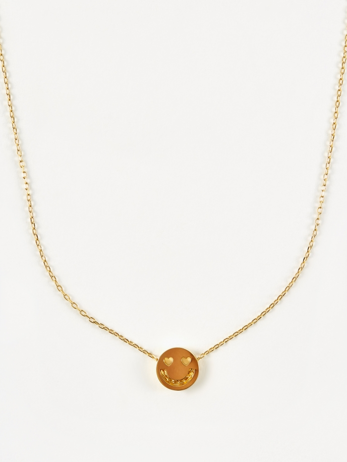 Ruifier Friends Smitten Chain Necklace - 18ct Yellow Gold (Image 1)