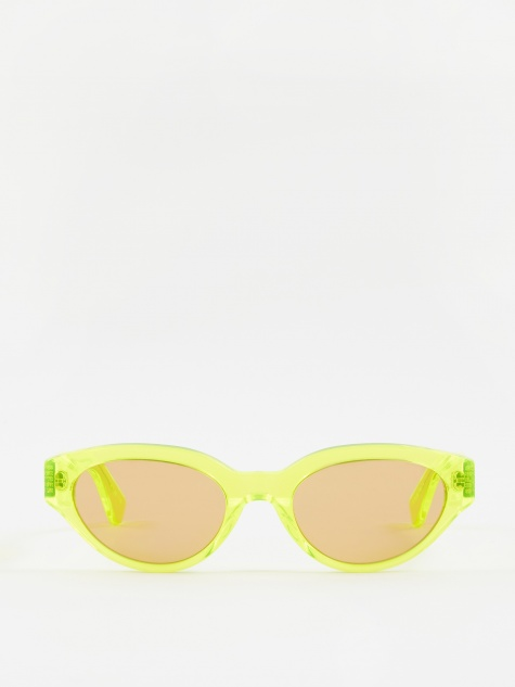 Drew Sunglasses - Hot Yellow