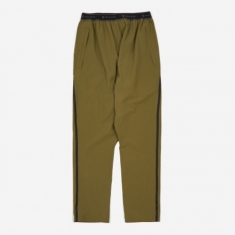 Snow Peak DWR Seamless Trouser - Olive