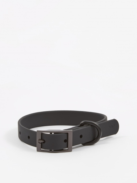 Medium Dog Collar - Black