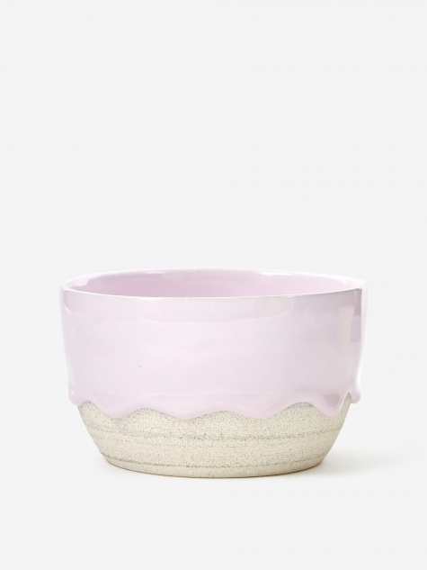 Bubblegum / Ash Simple Bowl