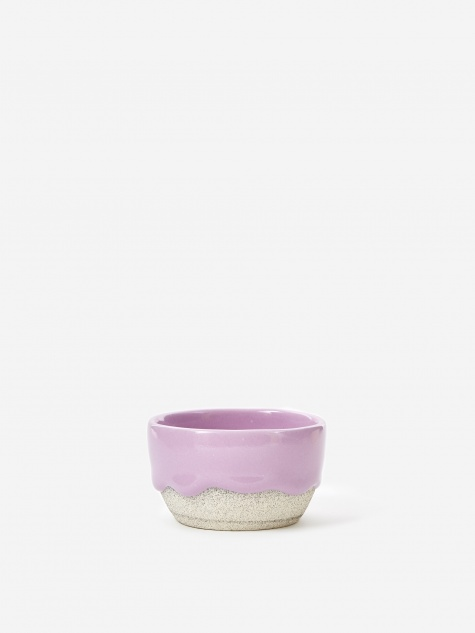 Lavender / Ash Pinch Bowl