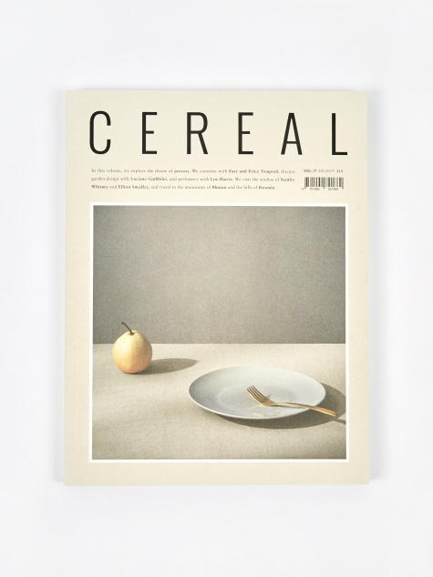 Cereal Magazine - Vol.17