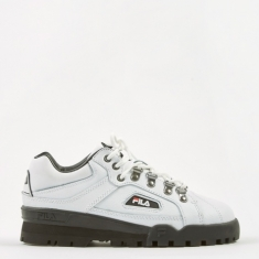 FILA Trailblazer - White/Black/Black
