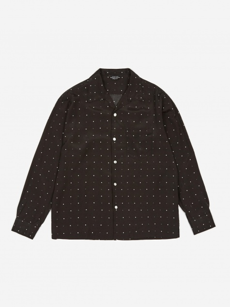 Printed Shirt - Black