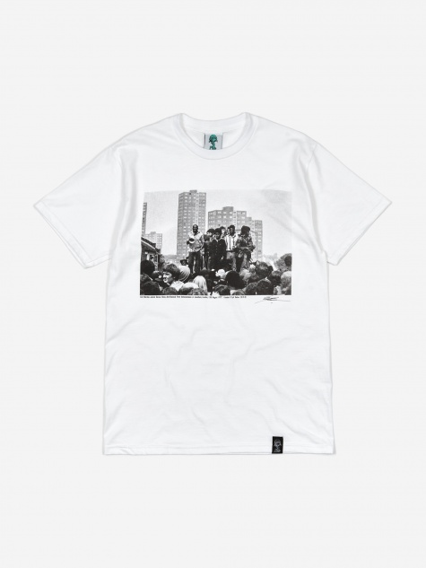 x Syd Shelton T-Shirt - White