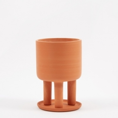 Studio Arhoj Terracotta Tri-Pot - Small