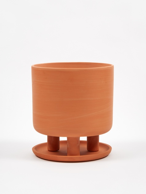 Terracotta Tri-Pot - Big