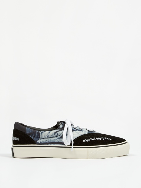 Kurt Cobain Sneakers - Black