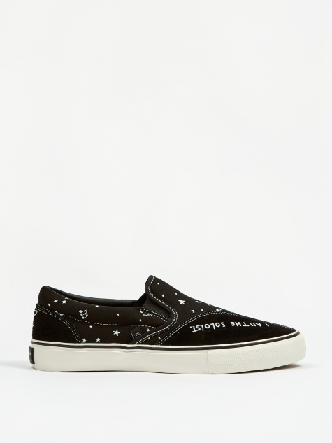 Oscar Slip-On Sneakers - Black