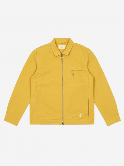 Blouson Jacket - Straw