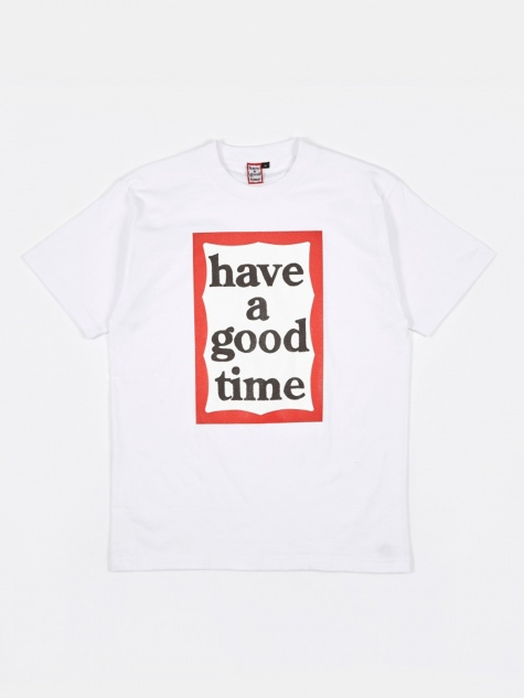 Frame T-Shirt - White
