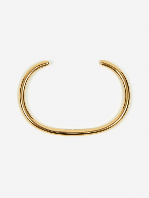 Hungry Snake Bracelet - Polished Vermeil Gold