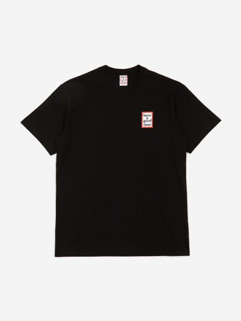 Mini Frame T-Shirt - Black