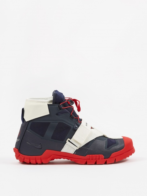x Undercover SFB Mountain - Obsidian/Red-Dark Obsidian