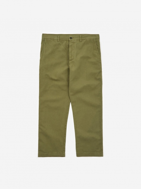 Hand Me Down Trouser - Olive