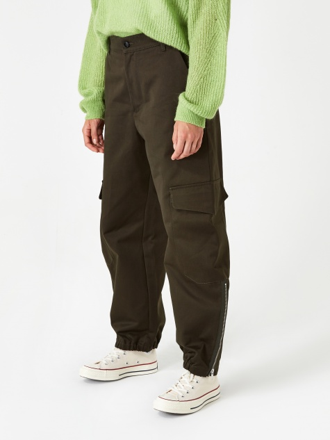 Cargo Trouser - Olive
