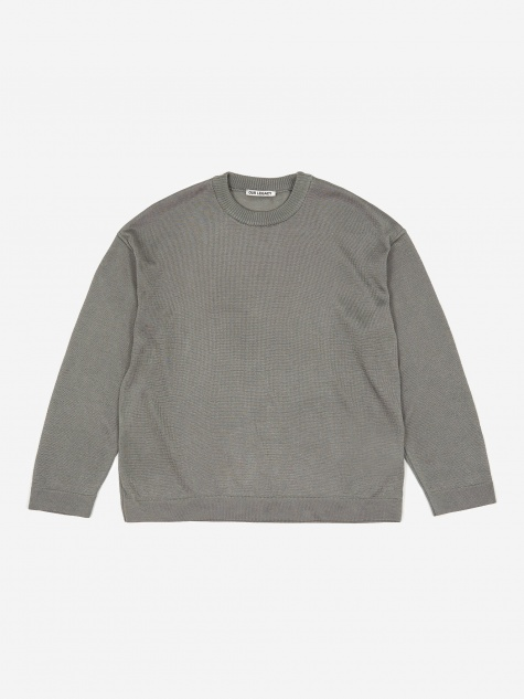 Sonar Roundneck Jumper- Grey