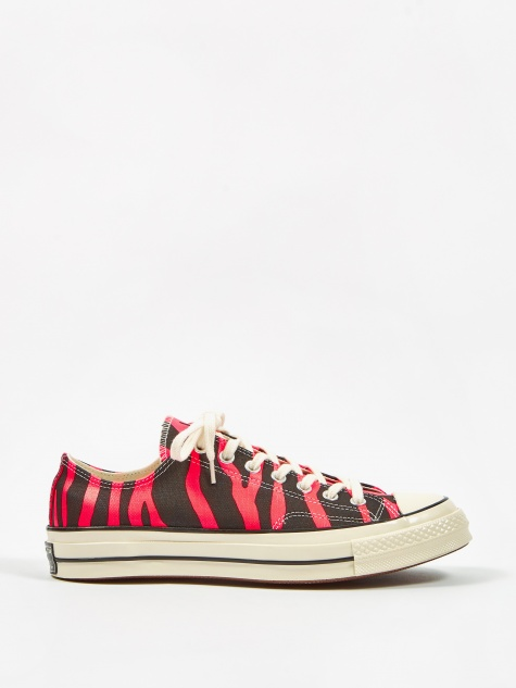 Chuck Taylor All Star 70 Ox - Black/Racer Pink/Egret