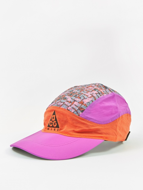 ACG Cap - Habanero Red/Vivid Purple/Black