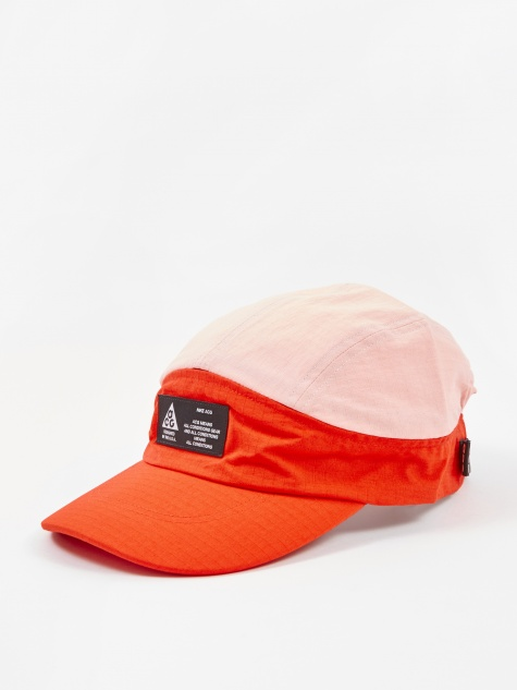 ACG Cap - Habanero Red/Bleached Coral
