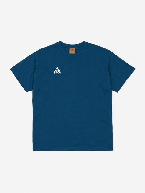 ACG Shortsleeve Tee - Blue Force/Barely Volt
