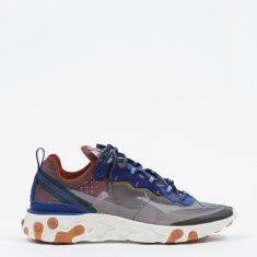 Nike React Element 87 - Dusty Peach/Atmosphere Grey