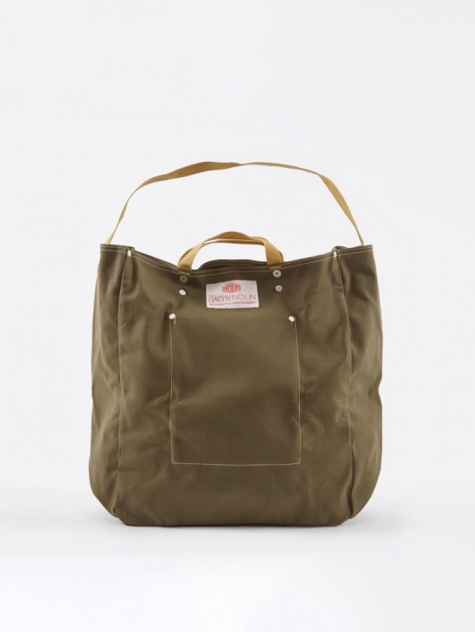 Bag 'n' Noun 11 Canvas Tool Bag - Olive