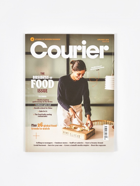 Courier Magazine - Issue 28