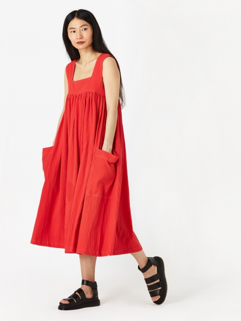 Cameron Dress - Red