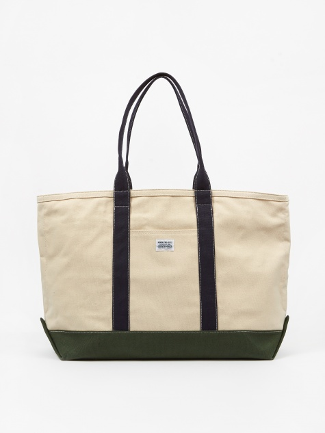Stefan Beach Bag - Ecru