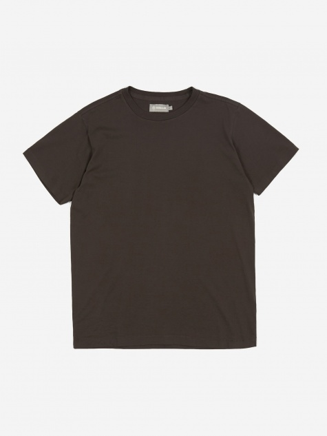 Organic Cotton Shortsleeve T-Shirt - Black