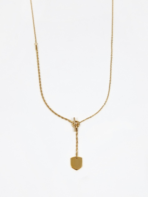 Olivia Necklace - 18k Gold Plated