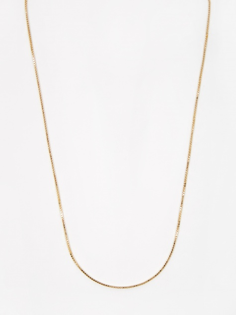 Venetian Chain / Gold / 1.3mm Gauge / 70cm