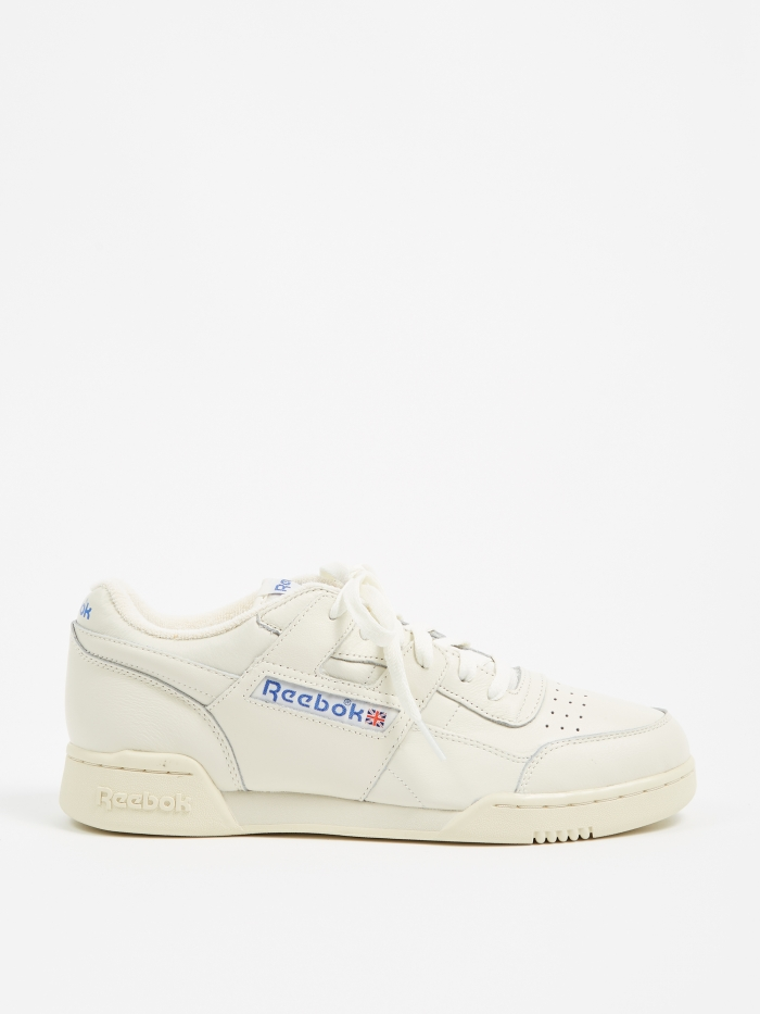 Reebok Workout Plus 1987 TV - Chalk/White/Royal (Image 1)
