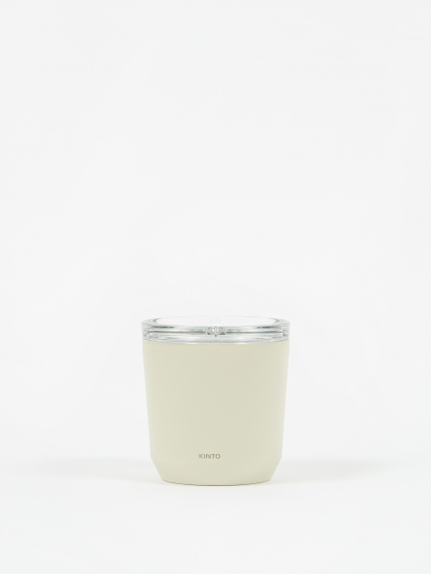 To Go Tumbler 240ml - White