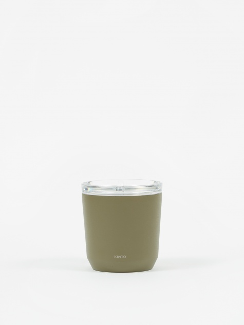To Go Tumbler 240ml - Khaki