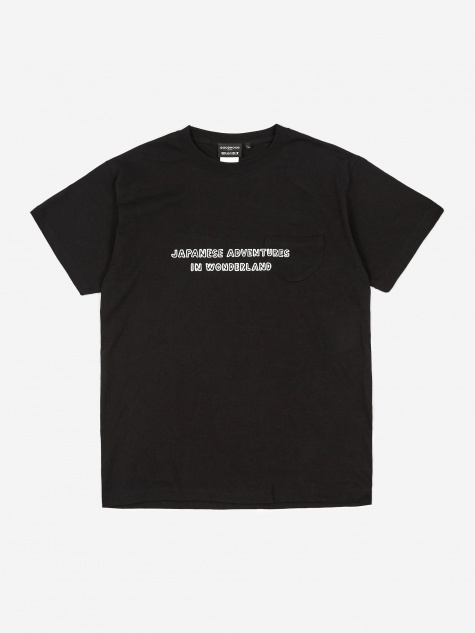 x Naijel Graph T-Shirt - Black