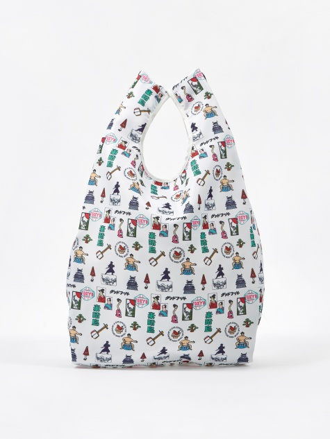 x Naijel Graph Shopping Bag - Multi