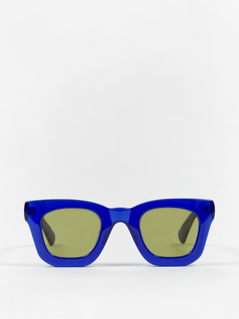 Elia Sunglasses - Blue/Green